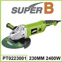 230mm 2400W professional angle grinder