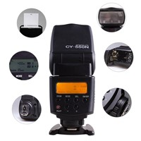 Camera Flash Speedlite for Canon/Nikon Camera(CY-550)