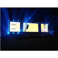 SI89A P8.928 indoor full color led curtain display LED curtain screen