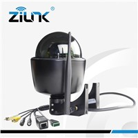 ZILINK Megapixel Waterproof WIFI IR PTZ IP Camera with motion dection and high resolution