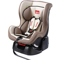 Convertible baby car seat for group 0+1 with ECE certification