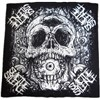 Promotional Custom Made 100 Percentage Skull Cotton Biker Headwear