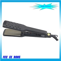2014 New high quality ultrasonic cold hair straightener