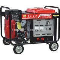 8KW Portable Rare Earth Magnet Gasoline Generator Set