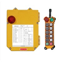 F21-10D Industrial Radio Remote Controls For Cranes And Hoists