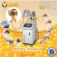 IHG882A Multi-function 9 in 1 High Quality Oxygen Therapy Beauty Machine