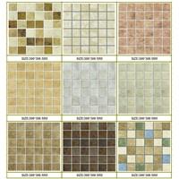 48*48mm Rustic porcelain mosaic