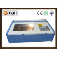 TZJD-2024 CE&FDA&SGS Rubber Stamp Laser Engraving machine