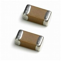 High voltage chip ceramic capacitor