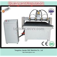 Multi Heads CNC Wood Router TZJD-1313F