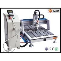 TZJD-6090B CNC Router Wood Aluminum Acrylic PVC Copper