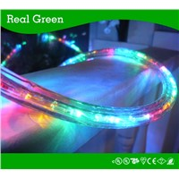 25Ft Multi Color Chasing LED Rope Light