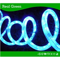150Ft Neon Blue LED Rope Light 3/8 Inch