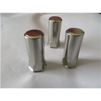 China stainless steel small countersunk head half hexagon blind rivet nuts