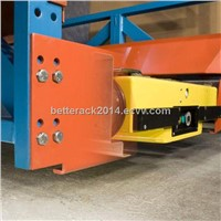 heavy duty steel racking system/radio shuttle available