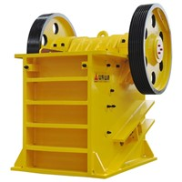 2014 hot selling all jaw crusher for  granite and basalt crusher and screening proiduction line