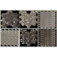 2014 NEW  stainless steel tiles