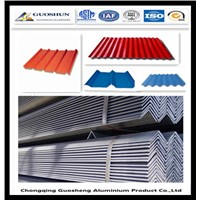 Aluminium Corrugated Sheets For Roofing Etc.