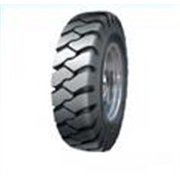 Diagonal Tire for Low-Speed Mining Machinery