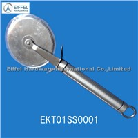 Promotional stainless steel pizza Cutter(EKT01SS0001)