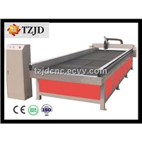 Aluminum Cutting machine TZJD-1325P Plasma CNC Cutter