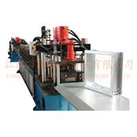 Volume Control Damper Shell Molding Machine, Fire Damper Roll Forming in Saudi Arabia