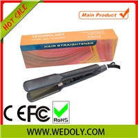 Hot sales Classic LED Display chaoba hair straightener