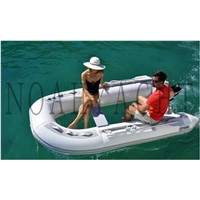 ransparent V-hull360,for tourism,inflatable boat