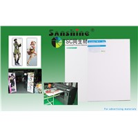 thickness rigid pvc plastic sheet for advertising