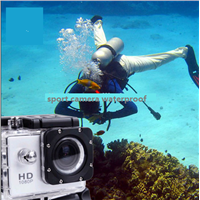 2014 hot sale Waterproof Full hd 1080p action camera SJ4000 Sport Camera