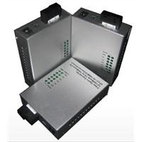 10 100M External 4 UTP Media Converter