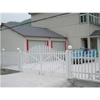 Conch series plastic steel gate and fence