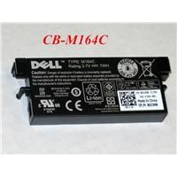 3.7V 7wh Genuine M164C Dell Raid Controller Battery For Perc6/e Pci-e Sub Kr174
