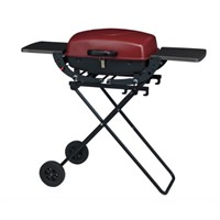 One Burner Gas BBQ with Trolley