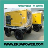 65kva Diesel generator set by cummins diesel engine