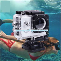 Waterproof digital helmet camera Full HD SJ4000 30M extreme underwater camera