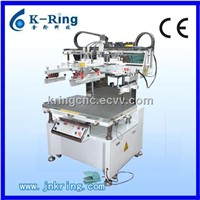KRS6090 Semi Automatic Flat Screen Printing Machine for Plastic Products