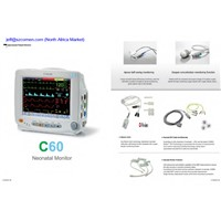 COMEN specialized fetal monitor C60 for NICU