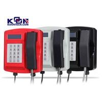 Weterproof telephone intercom system KNSP-18