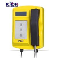 Park and Trailway Phones industrial waterproof telephone KNSP-18