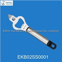 Stainless steel opener (can opener & bottle opener)EKB01SS00001