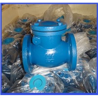 cast iron/ductile iron pump check valves