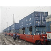 railway freight from China to Kyrgyzstan