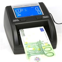 Automatic Currency Money Detctor with LCD Screen