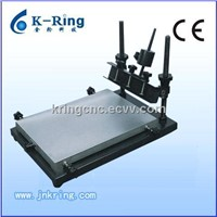 Manual Flat Screen Printing Machine KR300/380