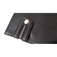 Men's Clutch Bag. Men Message Bag PU Leather Made
