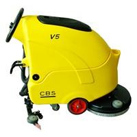 floor scrubber equipment industrial cleaning machine