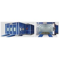 Baochi spray booth BC-728PY