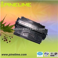 Compatible black toner cartridge for HP PL-CE505X printer toner cartridge