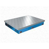 OEM Customed T slot cast iron table